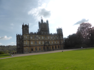 WI Highclere Castle